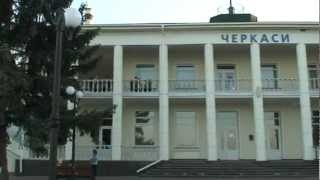 Cherkasy, Along the Dniper River by Boat ������� � ��������� �����