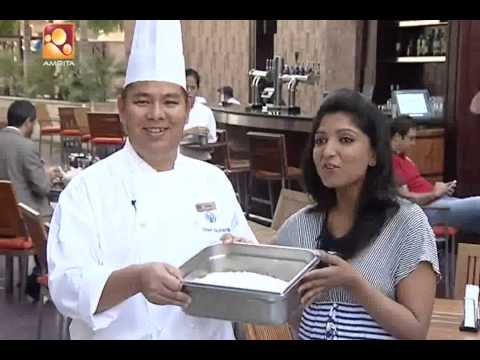 Al Murooj Rotana- Amrita TV Master Chef Program Part 1 ротан в аквариуме
