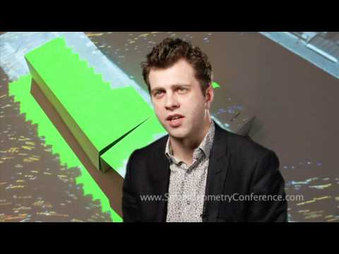 Xavier de Kestelier Interview at SmartGeometry 2011
