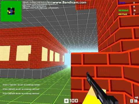 let's play �� ������� ������� (3D FPS Online)