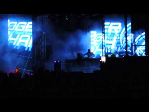 Richard Durand & Roger Shah - Monumental Point Festival 2013 in Luhansk (Ukraine). Part 1 монументал поинт луганск