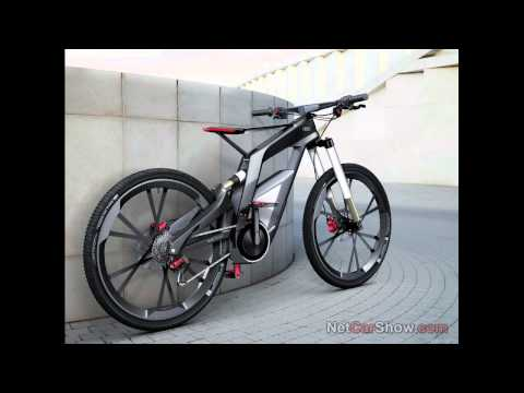 [HD:720p] New!! Audi E-BIKE worthersee цена
