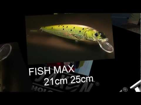 Fish Max Jaxon Wobbler