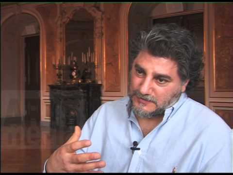 Jose Cura - Interview for the Russian TV in Opernhaus Z?rich - part5 of 5 yo-zuri l min 44