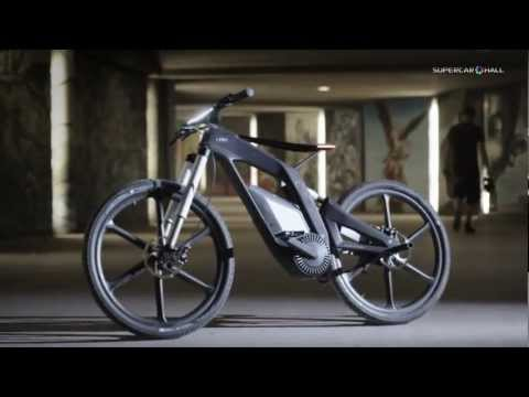 2012 Audi e-bike W?rthersee - Clip - Julien Dupont worthersee цена