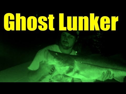Ghost Lunker Snook (Sneak Preview)